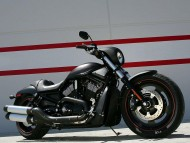 Harley's Night-Rod / Motorcycle