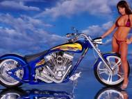 Harley-Davidson / Girls & Motorcycles