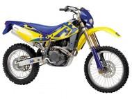 Honda yellow TT450 / Motorcycle