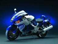 Suzuki Hayabusa / Motorcycle