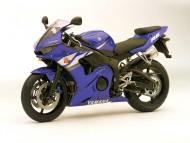 Yamaha R6 / Motorcycle