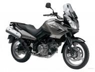 DL650 Suzuki grey / Motorcycle