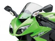 Kawasaki Ninja green / Motorcycle
