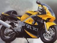 Suzuki 600 / Motorcycle