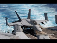 Aircraft carrier / Military Airplanes