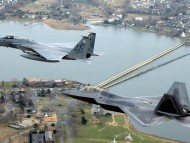 F-15 & F-22 / Military Airplanes