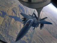 F-15 Refueling / Military Airplanes