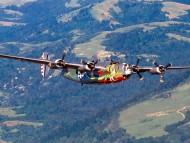 B 24 liberator / Military Airplanes
