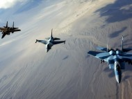 Jet Fighters / Military Airplanes