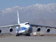 Antonov Cargo Transporter / Civilian Aircraft