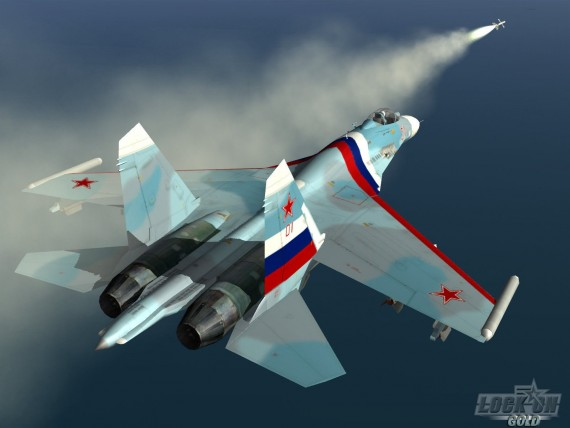 Free Send to Mobile Phone SU Military Airplanes wallpaper num.324