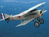 Old rhinebeck spad vii replica / Civilian Aircraft