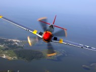 Mustang P-51D-Old Crow / Military Airplanes