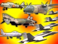 Military Airplanes / Vehicles