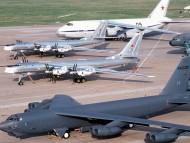 B-52_&_Tu-95 & Antonov-124 / Military Airplanes