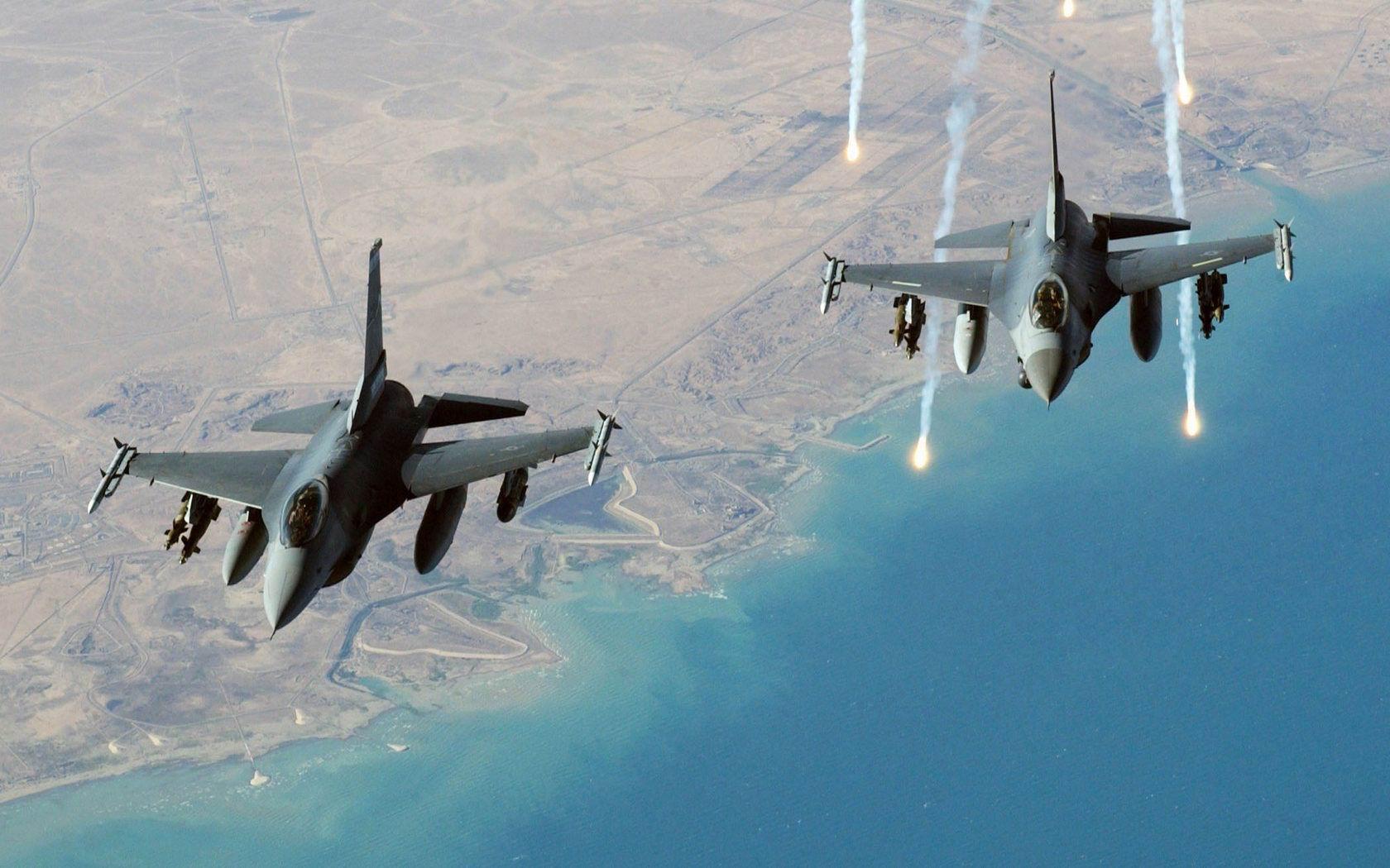 Air Attack Plane Air Attack Military Airplanes