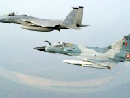 F-15 & Mirage 2000 / Military Airplanes
