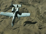 A-10 Thunderbolt / Military Airplanes