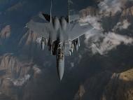 F-15 Strike Eagle / Military Airplanes