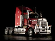 red Kenworth / Trucks