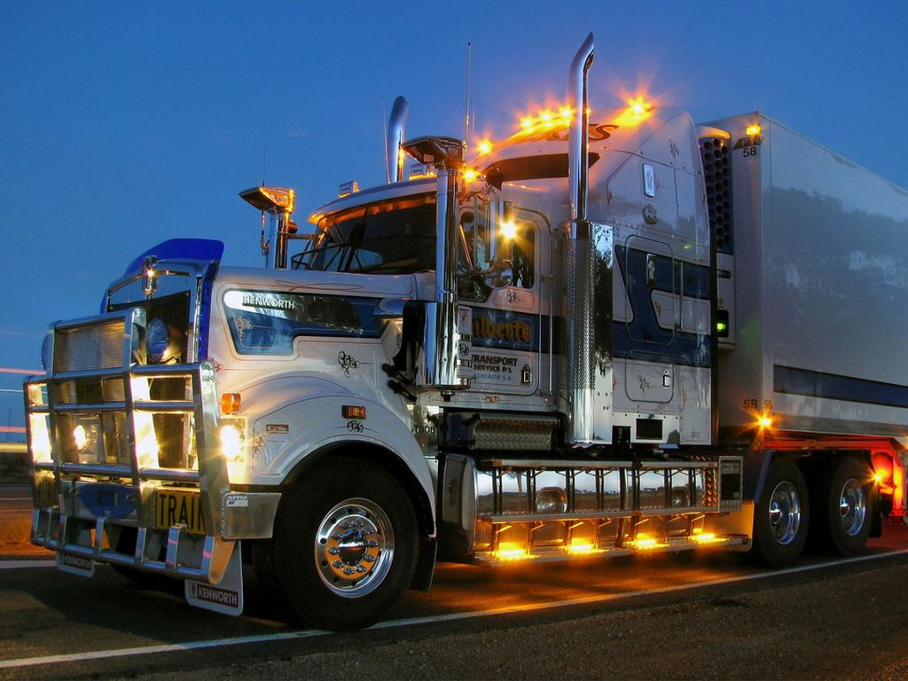 Kenworth Trucks Wallpapers