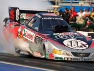 John force top fuel funny car / Unique