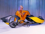 Volvo Extreme Gravity Car 2004 / Unique