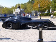 Bat mobile / Unique
