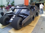 Batman Begins Batmobile / Unique